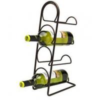 Quality Wine Rack Free Standing - 4 Bottle Storage DSN12281 for sale