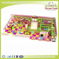 Quality DL-305 Indoor playground for sale