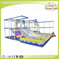 Quality DL-301 Indoor playground for sale