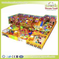Quality DL-302 Indoor playground for sale
