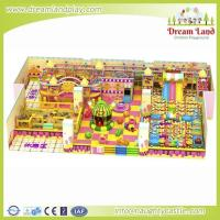 Quality DL-303 Indoor playground for sale