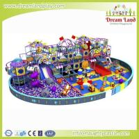 Quality DL-296 Indoor playground for sale