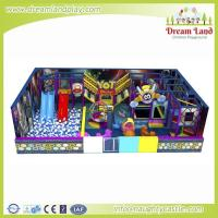 Quality DL-297 Indoor playground for sale