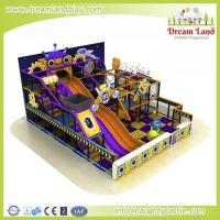 Quality DL-299 Indoor playground for sale