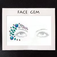Buy cheap Face stickers High quality Mermaid Scale face jewellery from wholesalers
