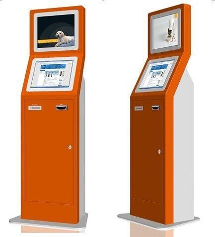 Buy 17 inch multi-touch kiosk self service bill paymen at wholesale prices