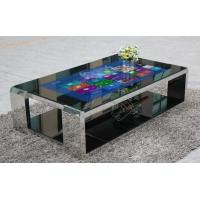 """Quality 43"""" multi touch table interactive coffee table met for sale"""