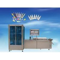 Buy cheap Automatic Liquid Packaging Machine SYBD-8 Filling and sealing machine for stick bag from wholesalers
