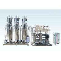 Buy cheap Water Treatment System Pure Water Production Line from wholesalers