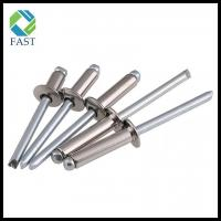 Quality Aluminium Blind Rivets with Stainless Steel Mandrel for sale