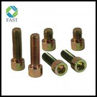 Quality Zinc Plated Hex Socket Bolt for sale