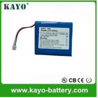 Quality 12V Rechargeable Battery Pack 2500mAh Capacity For Solar Lights, EV With 12V Battery Charger for sale
