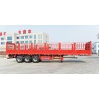 Buy cheap WSF9401TDP Low Bed Semi Trailer from wholesalers