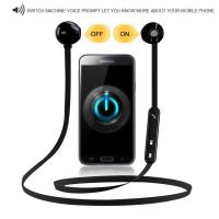 Buy PDCMATE7 stereo BT Headset earphone wireless Earphone answer call listen music sport headset at wholesale prices