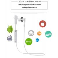 Buy Mate8 wireless headphones BT headset for sport running with stereo microphone music ear buds at wholesale prices