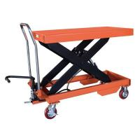 Buy cheap Manual Lift Tables PTD1500 from wholesalers