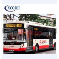 Buy cheap Bus Led Display Outdoor Bus LED Video Display Screen from wholesalers