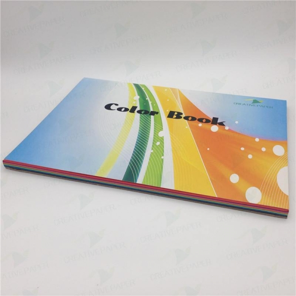 Buy craft paper pad 240x340 Color Cardboard Pad at wholesale prices