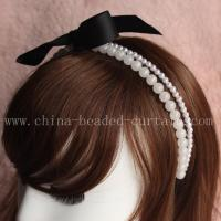 China Wedding Beaded Crown-XFD More wedding bridal flower crown occsion for festi on sale
