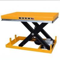 Quality Fixed Lift Platform hydraulic electric scissor lift table for sale