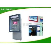 Buy cheap Multifunction Bill Payment Kiosk , Currency Exchange / Cash Dispenser ATM 19