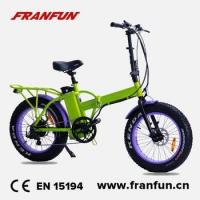 China 48v500w wattage and brushless motor buy fat electric bike from China on sale