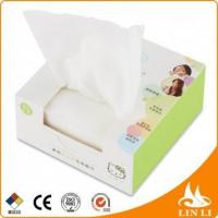 Quality China factory OEM custom disposable nonwoven cotton towel disposable paper tissue towel for sale