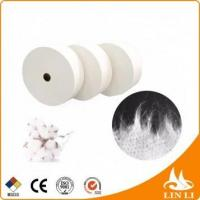 Buy cheap Bamboo Spunlace nonwoven fabric for cosmetic pads/facial mask from wholesalers