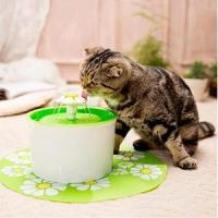 China ST-Pet Water Fountain Electric Automatic Smart Pioneer Pet Dog Cat Water Fountain on sale