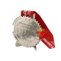 Buy cheap Medal Gear Shape Custom Medal Awards from wholesalers