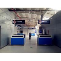 Buy cheap Airport Counter Airport Inspection and Quarantine counter from wholesalers