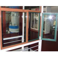Buy cheap Adiabatic horizontal pivoting window from wholesalers