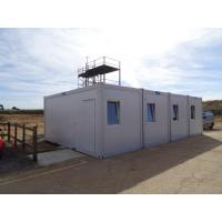 Quality Container House Prefabricated Container House with flat pack solution for sale