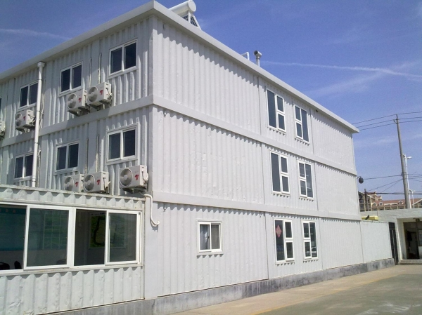 Buy Container House Modular Container House/Hotel at wholesale prices
