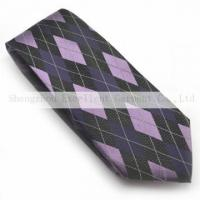 Buy cheap 100% silk products 100% silk woven necktie S51229WY from wholesalers