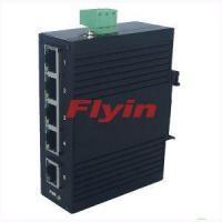 Buy cheap 10/100M Industrial Ethernet Switch with 5 UTP ports from wholesalers