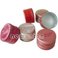 China Aluminum bottle cap Art.No.NU05640 on sale