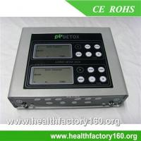Quality high quality ionic detox foot spa machine with big slimming belt for home use for sale