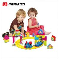 Quality Popular Battery Operated Car Toy Train Track With Music for sale