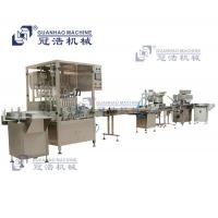 Quality washing bottle machine, Washing and filling production line for sale