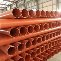 Quality CPVC Pipe for Power Cable Wire for sale