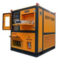 Buy cheap Inductive 300kW intelligent Load Bank Air Cooled Three Phase Generator Testing from wholesalers
