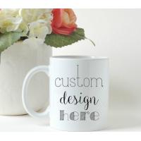 Buy cheap Personalized Coffee Cup Ceramic Mug Birthday Gift from wholesalers