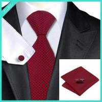 Buy cheap Custom Fashionable Polyester Woven Shirt Necktie from wholesalers