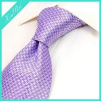 Buy cheap Men's Hand Made Woven Jacquard polyester Necktie from wholesalers