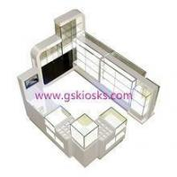 Quality Popular fashion display kiosk for cell phone accessories for sale