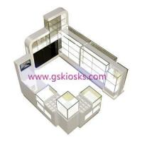 Quality Shopping mall cell phone kiosk designs for sale