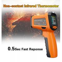 China Fast Response Handheld Infrared Thermometer Non Contact Low Battery Indication on sale