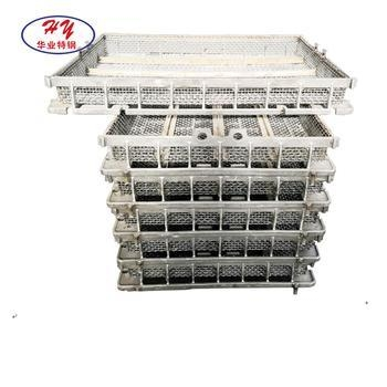 Buy Investment heat treatment furnace tray at wholesale prices