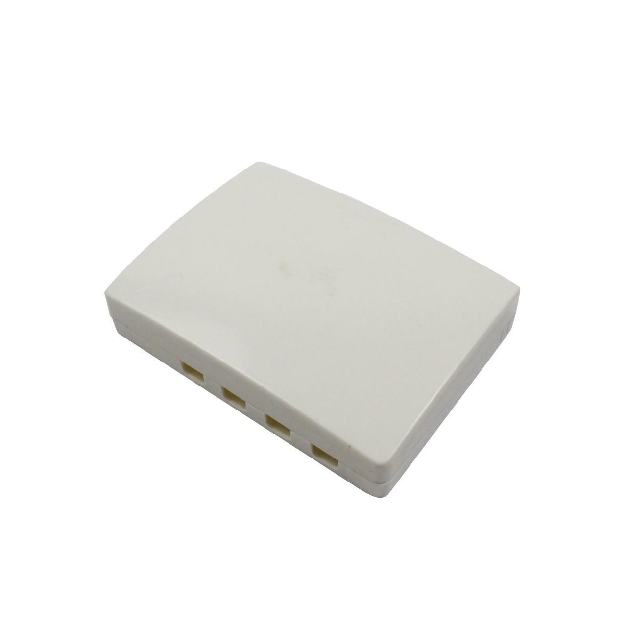 Buy cheap ZKYP-DB04B 4 Fibers Indoor Distribution Box from wholesalers